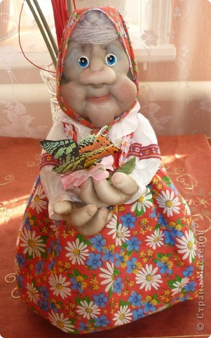 кукла Глафира