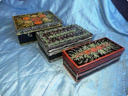Декор коробок.Ракушки,песок. фото 2