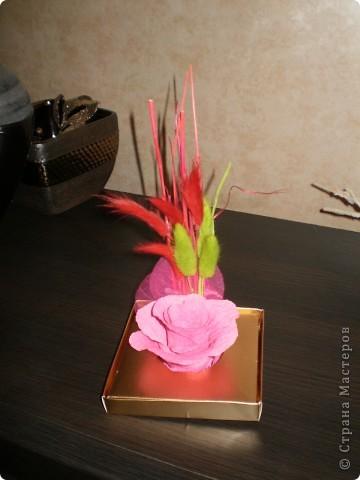 """Фифилотин зонтик /повторила/ и """"Розата на Фифилота"""" фото 4"""