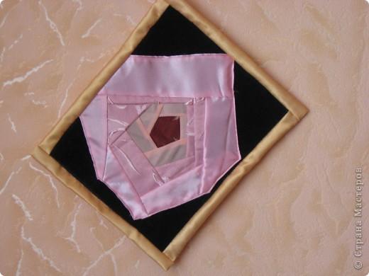 Панно Роза фото 2