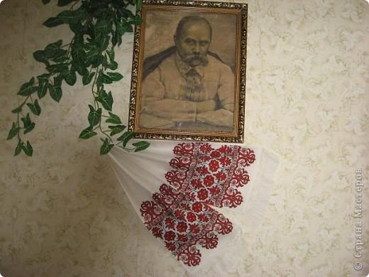 Вышивка крестом портрет шевченко.  Фотохостинг - фотографии, картинки, изображения.