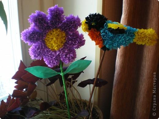 украшение для комнатных растений  фото 1