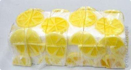 Лимонный брусочек на 1350граммов! фото 3