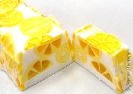 Лимонный брусочек на 1350граммов! фото 1