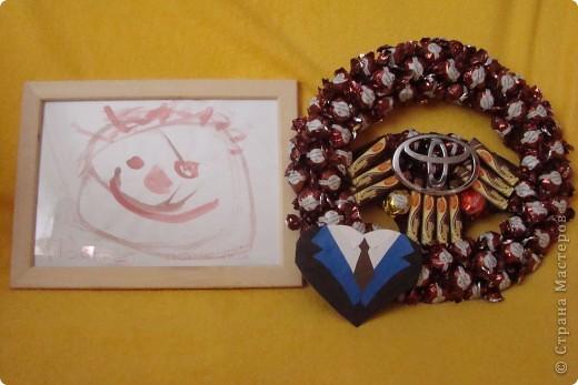вот такие подарочки мы приготовили нашему любимому папочке на 23 февраля! фото 1