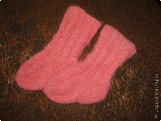 Носочки для дочки фото 1