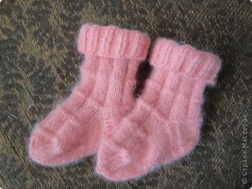 Носочки для дочки фото 3