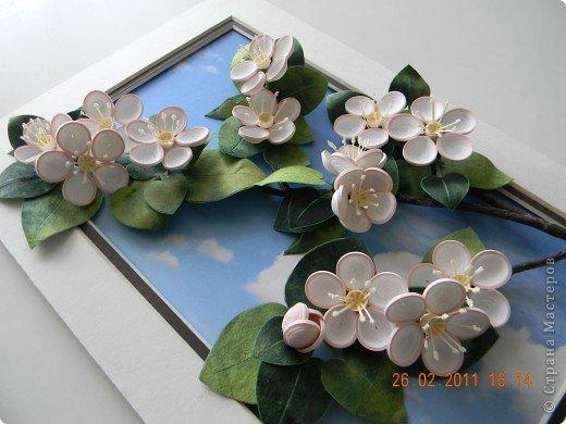 Поздравляю всех жителей Страны Мастеров с наступающей Весной. И какая весна без буйного цветения яблонь..... фото 2