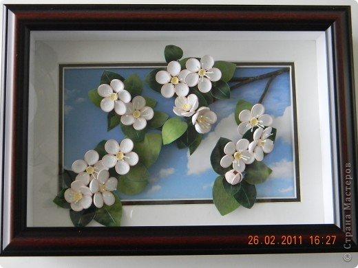 Поздравляю всех жителей Страны Мастеров с наступающей Весной. И какая весна без буйного цветения яблонь..... фото 6