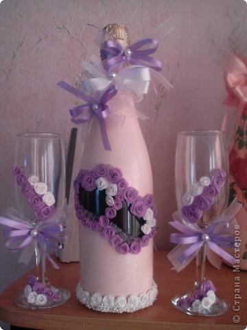 Розы сделаны из пластики Sonnet фото 5