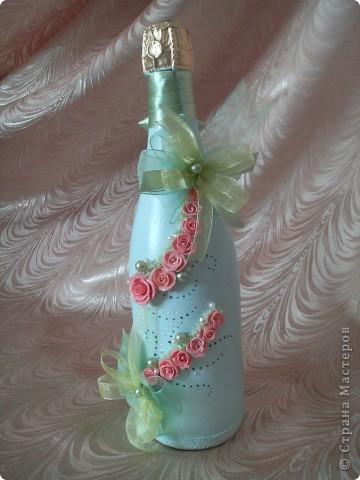 Розы сделаны из пластики Sonnet фото 7