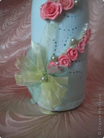 Розы сделаны из пластики Sonnet фото 8