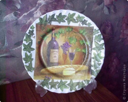 мои тарелочки 2009год фото 5