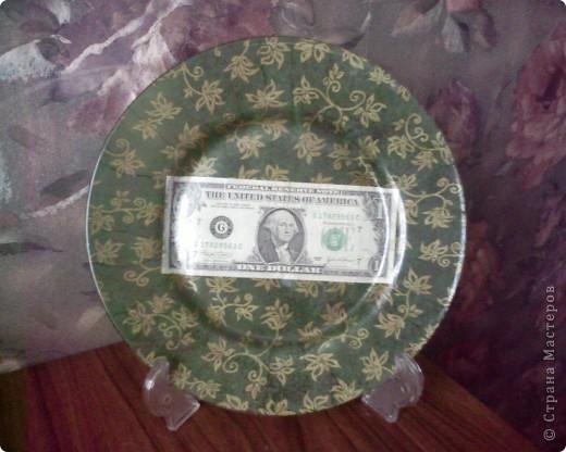 мои тарелочки 2009год фото 4