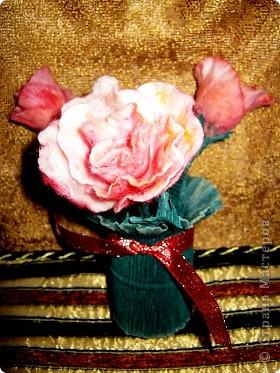 Маленькое розовое дерево фото 3
