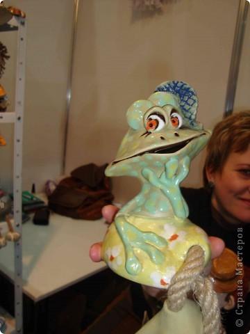 """25-27 февраля 2011 года в Киеве прошла III Международная выставка-ярмарка """"Золотые руки мастеров"""" и I Международный салон """"Модная кукла"""". Предлагаю Вам посмотреть некоторые работы, представленные на выставке.  фото 30"""