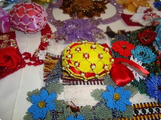 """25-27 февраля 2011 года в Киеве прошла III Международная выставка-ярмарка """"Золотые руки мастеров"""" и I Международный салон """"Модная кукла"""". Предлагаю Вам посмотреть некоторые работы, представленные на выставке.  фото 18"""