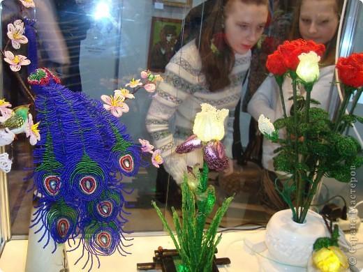"""25-27 февраля 2011 года в Киеве прошла III Международная выставка-ярмарка """"Золотые руки мастеров"""" и I Международный салон """"Модная кукла"""". Предлагаю Вам посмотреть некоторые работы, представленные на выставке.  фото 7"""