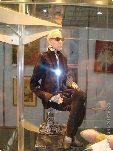 """25-27 февраля 2011 года в Киеве прошла III Международная выставка-ярмарка """"Золотые руки мастеров"""" и I Международный салон """"Модная кукла"""". Предлагаю Вам посмотреть некоторые работы, представленные на выставке.  фото 31"""