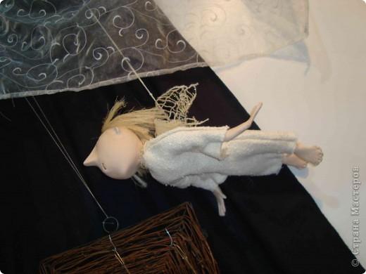 """25-27 февраля 2011 года в Киеве прошла III Международная выставка-ярмарка """"Золотые руки мастеров"""" и I Международный салон """"Модная кукла"""". Предлагаю Вам посмотреть некоторые работы, представленные на выставке.  фото 36"""