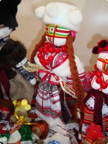 """25-27 февраля 2011 года в Киеве прошла III Международная выставка-ярмарка """"Золотые руки мастеров"""" и I Международный салон """"Модная кукла"""". Предлагаю Вам посмотреть некоторые работы, представленные на выставке.  фото 62"""