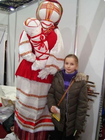 """25-27 февраля 2011 года в Киеве прошла III Международная выставка-ярмарка """"Золотые руки мастеров"""" и I Международный салон """"Модная кукла"""". Предлагаю Вам посмотреть некоторые работы, представленные на выставке.  фото 67"""