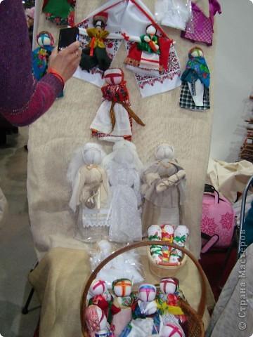"""25-27 февраля 2011 года в Киеве прошла III Международная выставка-ярмарка """"Золотые руки мастеров"""" и I Международный салон """"Модная кукла"""". Предлагаю Вам посмотреть некоторые работы, представленные на выставке.  фото 66"""