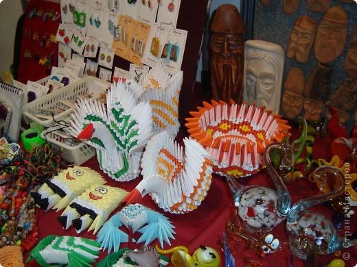 """25-27 февраля 2011 года в Киеве прошла III Международная выставка-ярмарка """"Золотые руки мастеров"""" и I Международный салон """"Модная кукла"""". Предлагаю Вам посмотреть некоторые работы, представленные на выставке.  фото 75"""