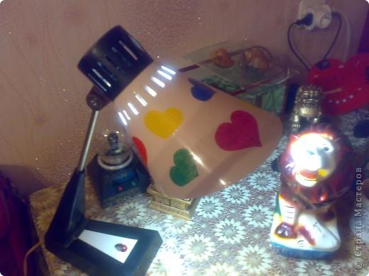 Декорация лампы! фото 1
