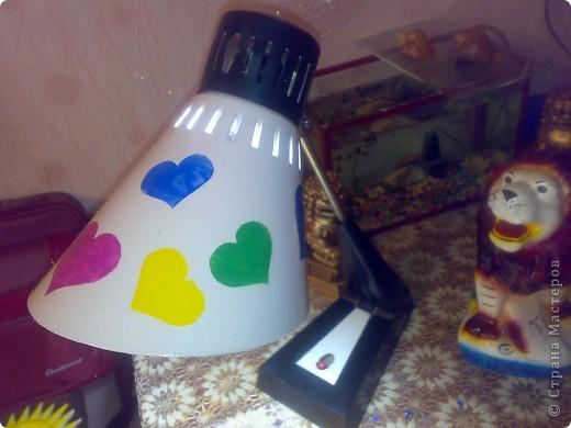 Декорация лампы! фото 2