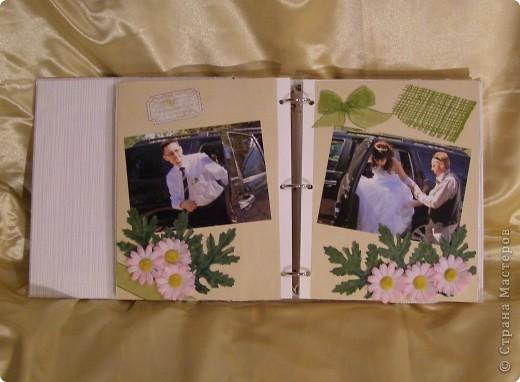 Еще перед свадьбой зародилась идея как-нибудь необычно оформить наш свадебный альбом! Извините за пространный материал, но в итоге родилось вот что...  фото 7