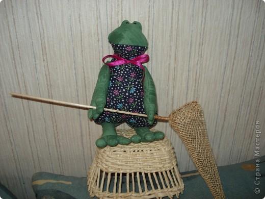 А вот и мои веселые лягушата! фото 1