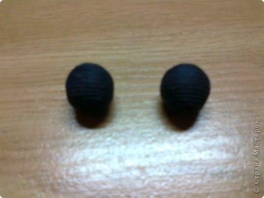 Вязаные бусы (бусы МК) фото 1