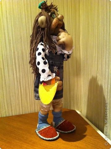 Василиса. Моя кукла. фото 10