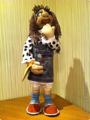 Василиса. Моя кукла. фото 9