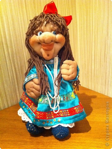 Василиса. Моя кукла. фото 7