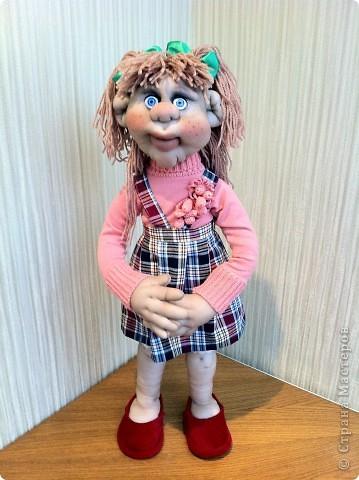 Василиса. Моя кукла. фото 1