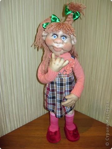 Василиса. Моя кукла. фото 2