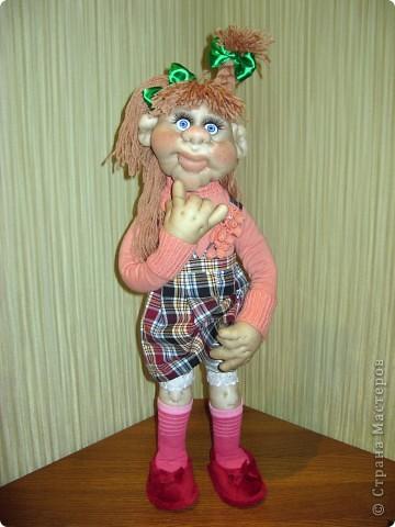 Василиса. Моя кукла. фото 3