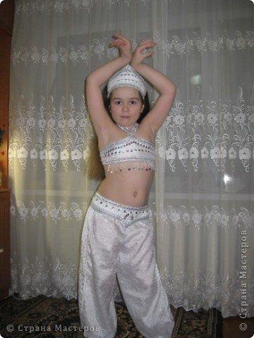 костюм для восточных танцев своими руками фото 1