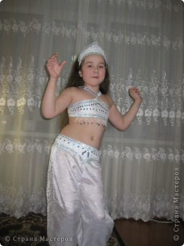 костюм для восточных танцев своими руками фото 2
