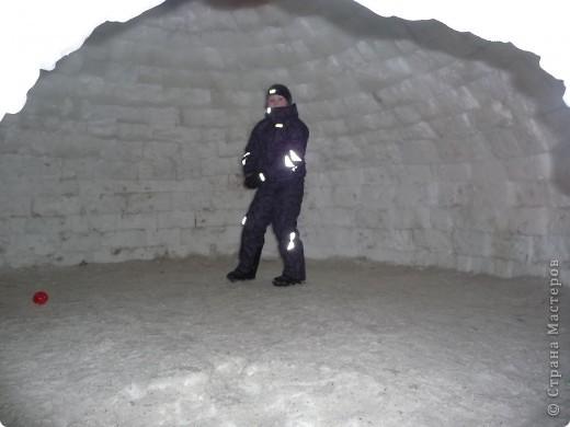 """Это мы с сестрой на """"Выставке  снега и льда"""" фото 9"""
