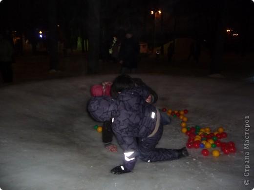 """Это мы с сестрой на """"Выставке  снега и льда"""" фото 16"""