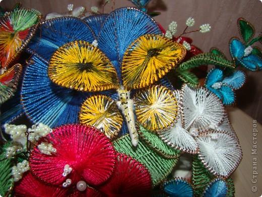 Цветочная композиция фото 3
