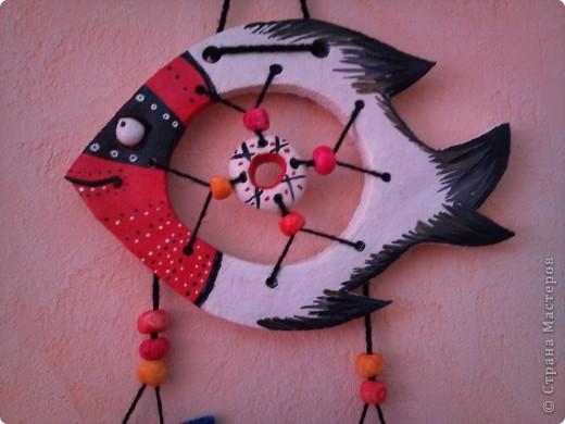 """Это """"поликультурное рыбное панно""""!  фото 2"""