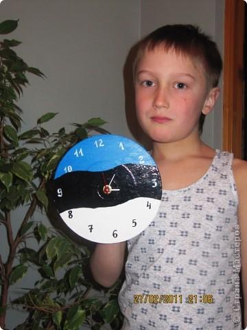 часы на выставку в садик  фото 1