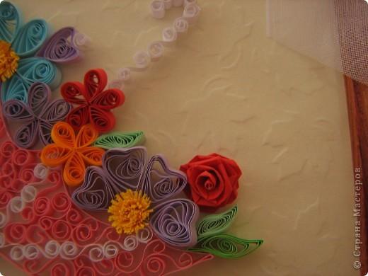 Так как не нашла в просторах Интернета красивого зонтика, пришлось рисовать его самой в программе КОМПАС, если кому надо, могу выложить картинку))) фото 3