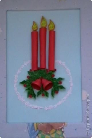 Рождественские свечи!