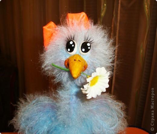 Сделала птичку по МК Вдохновленной,спасибо ей огромное за замечательный МК ! http://stranamasterov.ru/node/121674?c=favorite фото 2