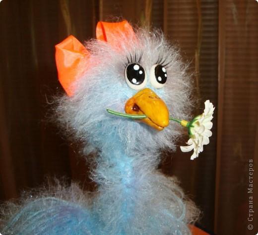 Сделала птичку по МК Вдохновленной,спасибо ей огромное за замечательный МК ! http://stranamasterov.ru/node/121674?c=favorite фото 3